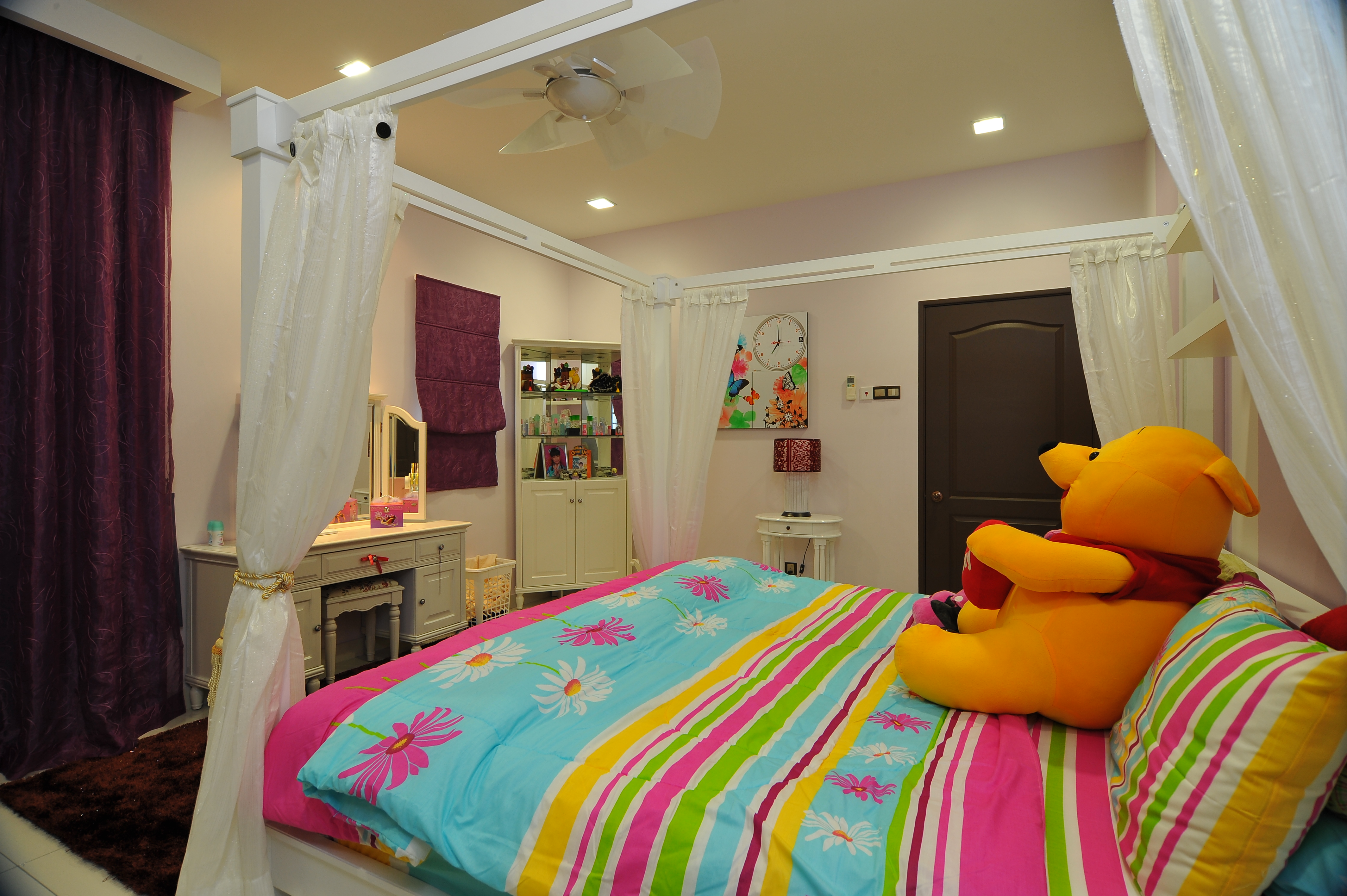 Kids room design mix fun with usability renof article for Room interior design sdn bhd