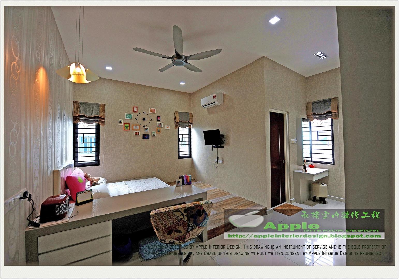 interior design company ipoh bedroom