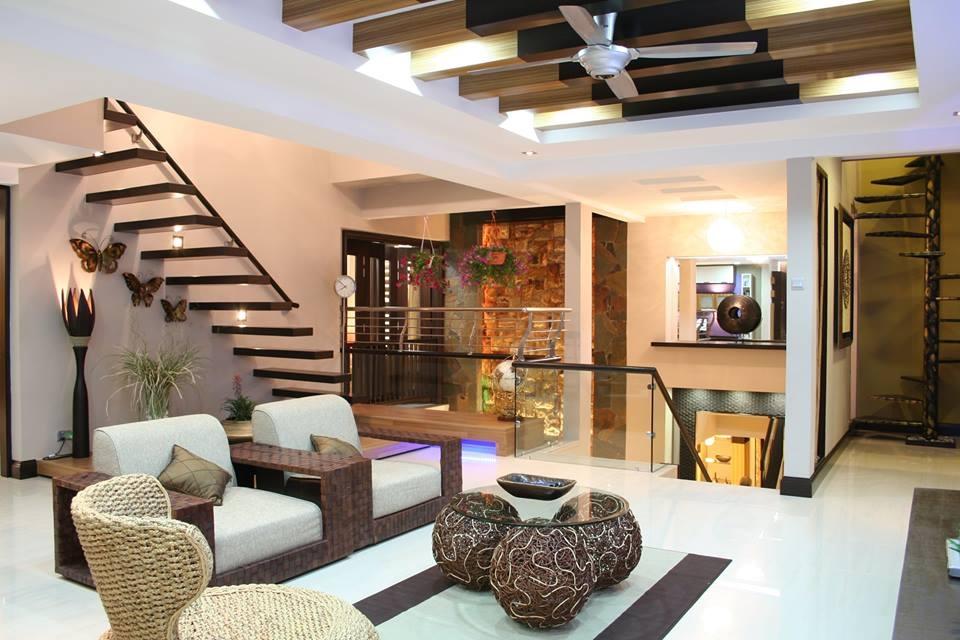 living room interior design renof malaysia