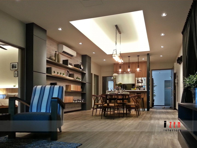 interior design kitchen malaysia