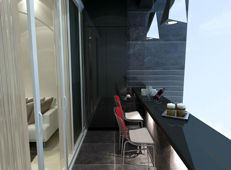 balcony interior design renof malaysia