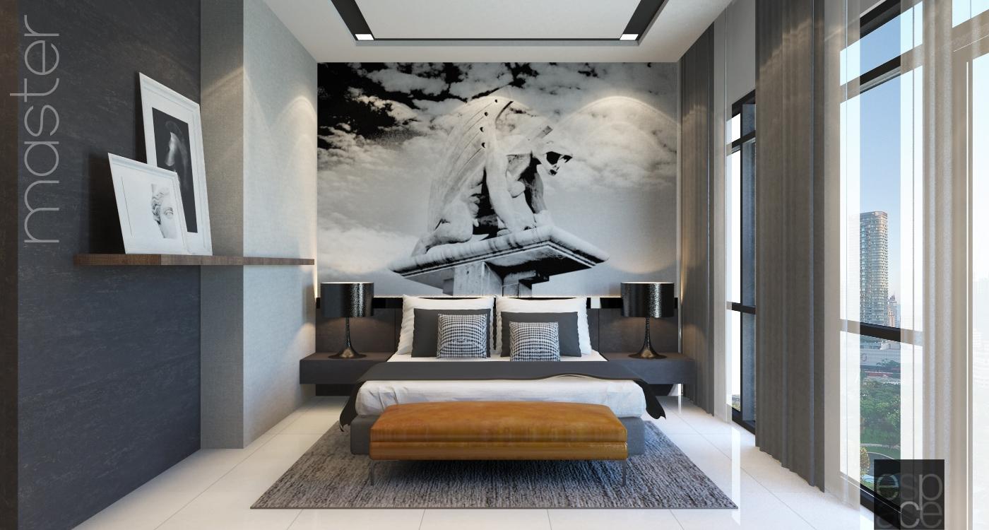 Interior design bedroom malaysia
