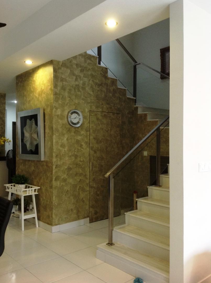 Denai Alam Semi Detached Interior Design Amp Build Renof