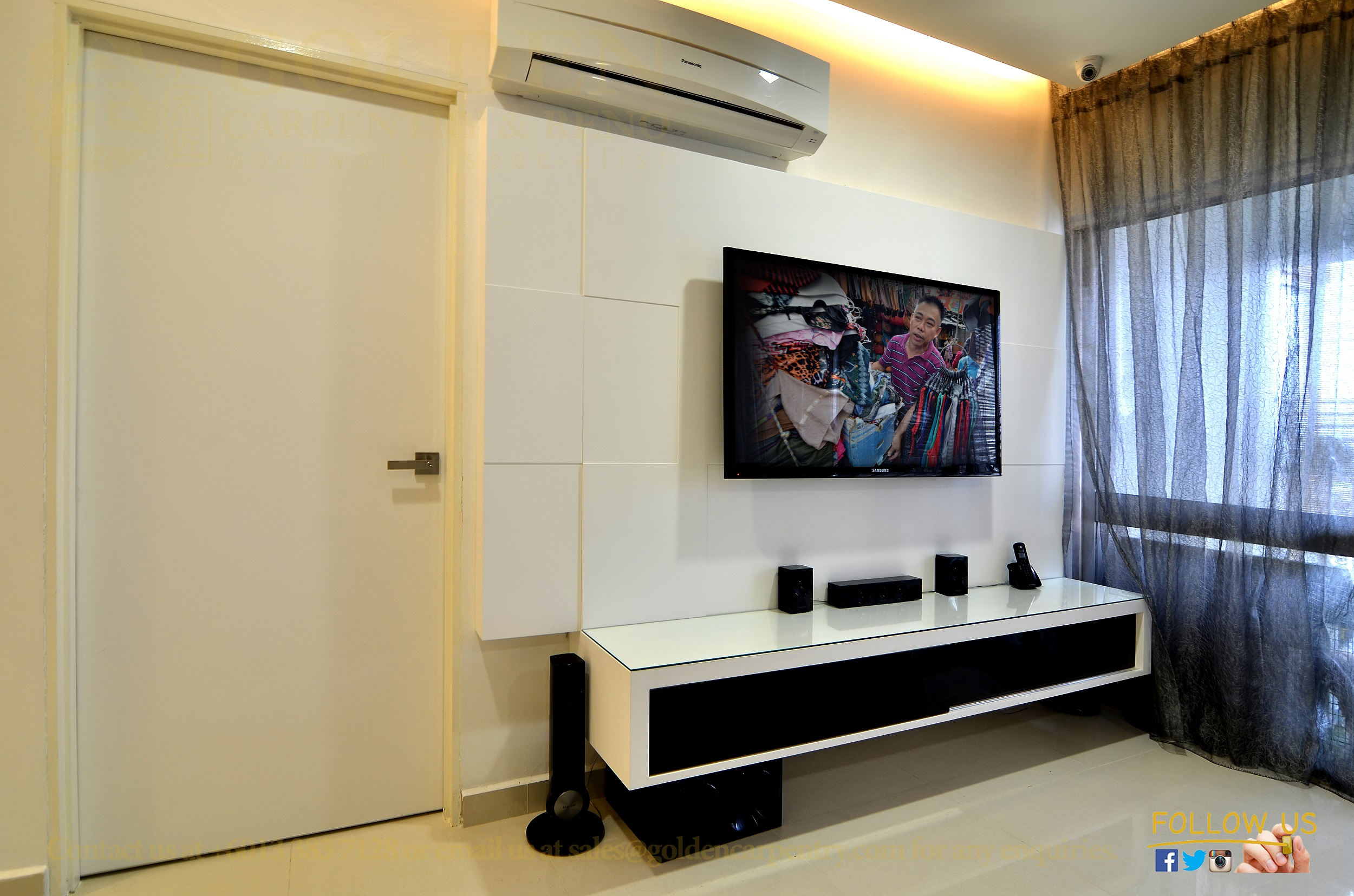 Faber ria condo taman desa renof gallery for Interior designs by ria