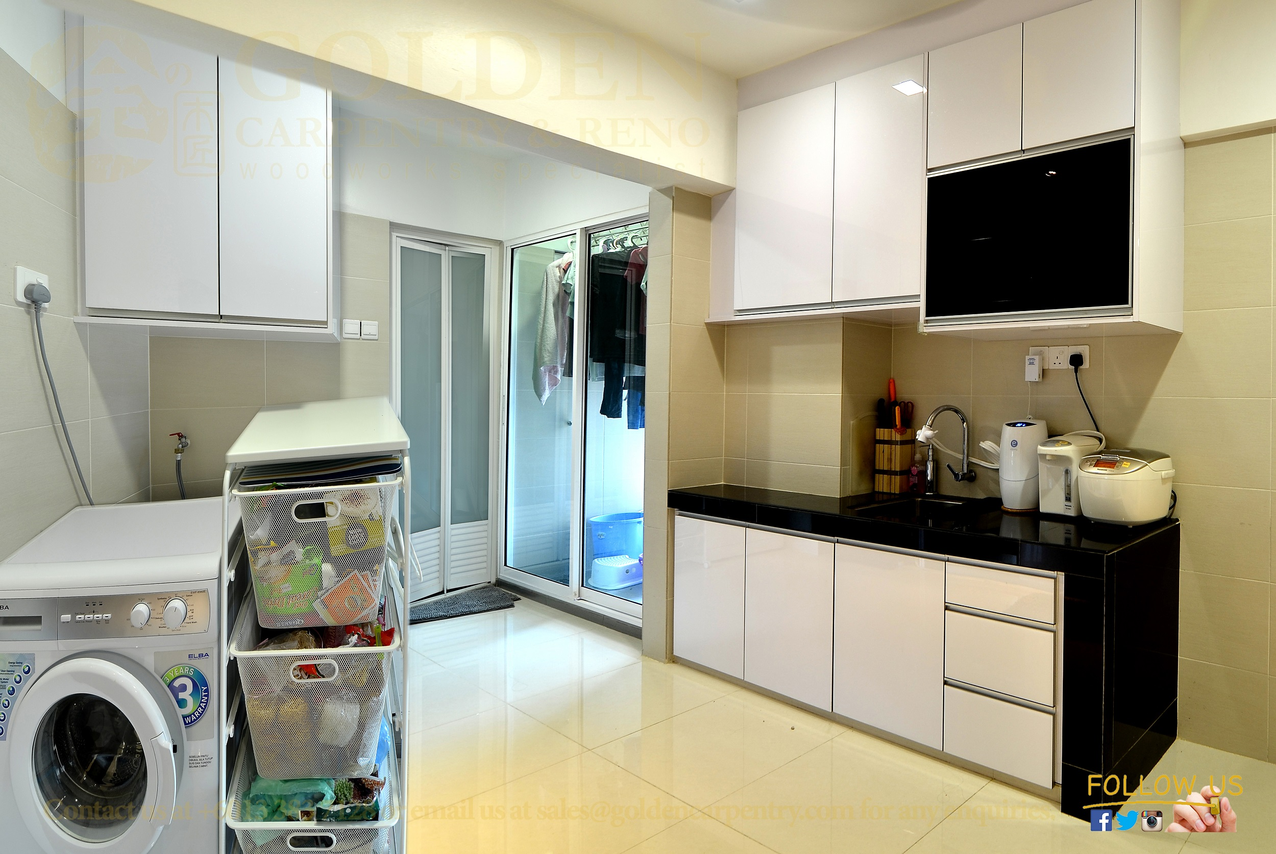 Renof home renovation malaysia interior design malaysia for Interior designs by ria