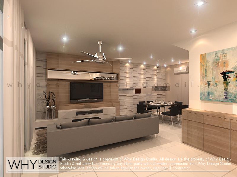 Kampar Double Storey Terrace Renof Gallery