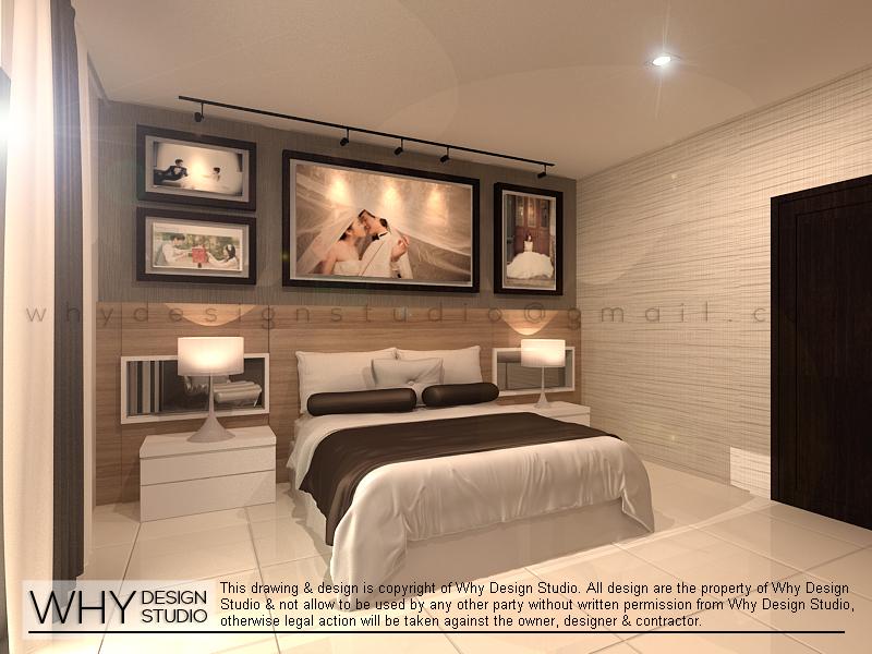 Kampar double storey terrace renof gallery for 2 storey bed