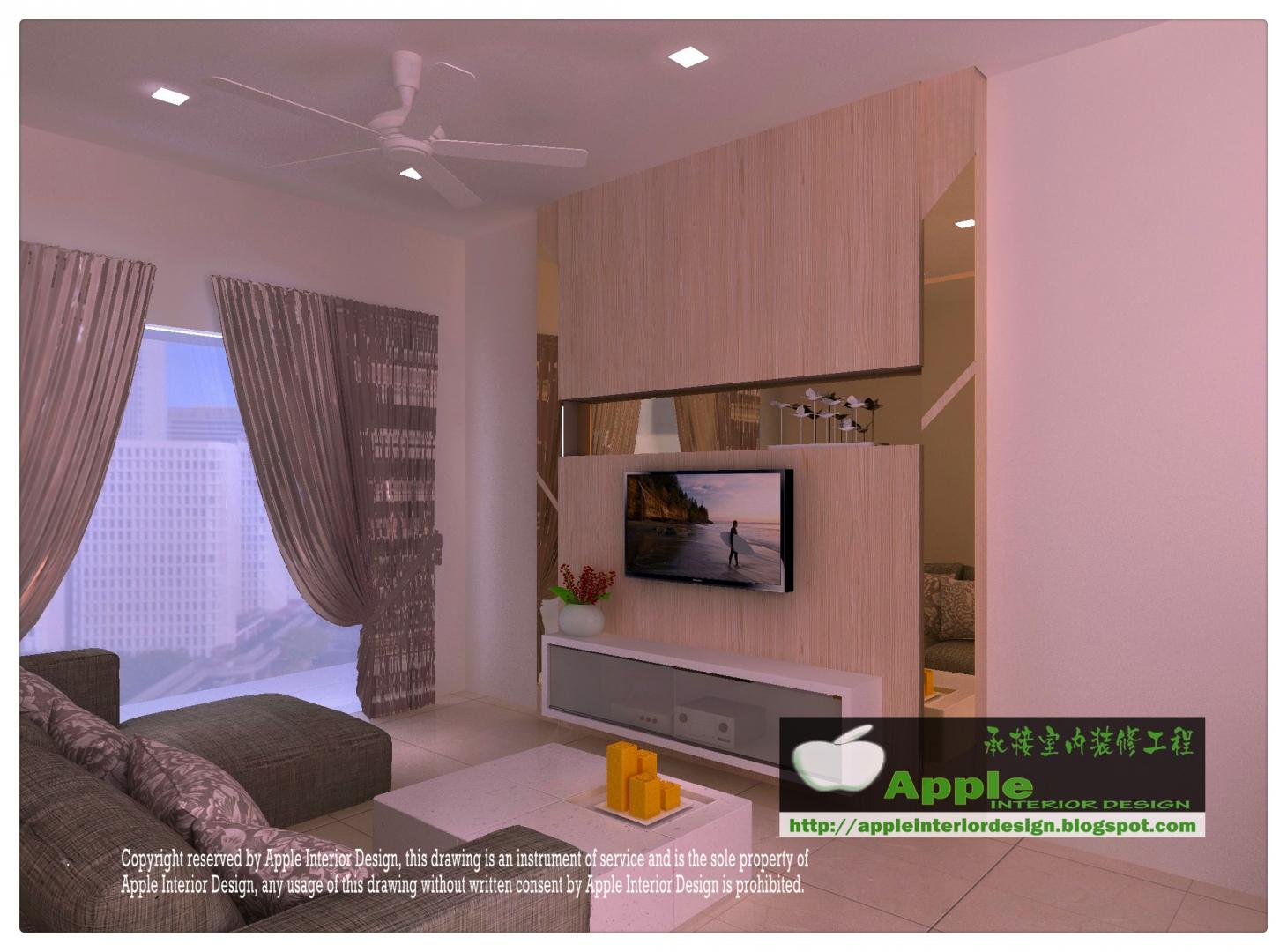Ipoh Interior Design | Majestic Ipoh | Condo