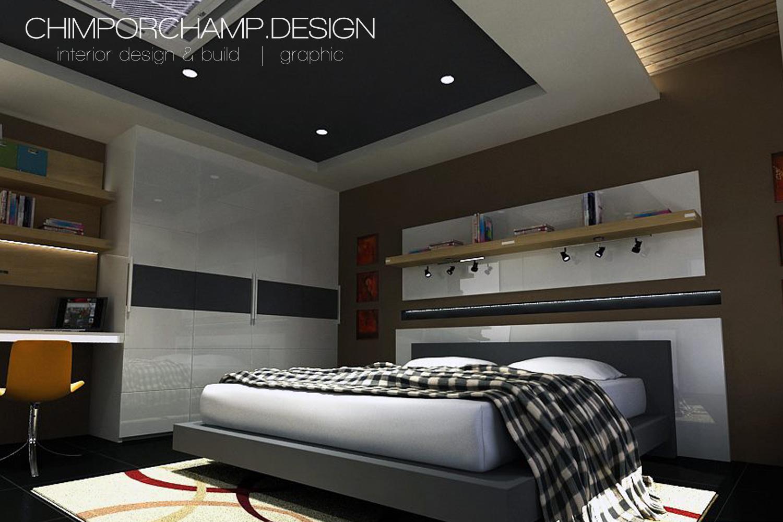 random bedroom design by chimporchamp interior design build graphic renof gallery On random bedroom
