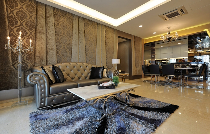 Puteri palma condo interior design renof gallery - Living palma ...