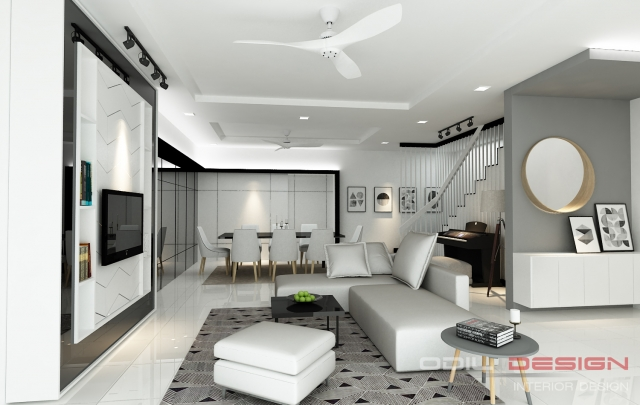 Alvin Interior Design Kuching Home Design