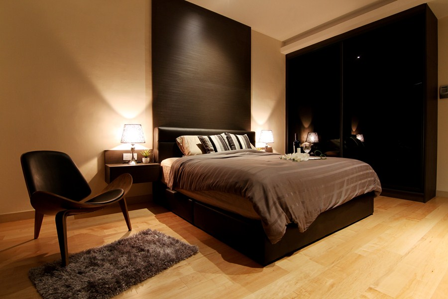 modern bedroom design in malaysia renof gallery
