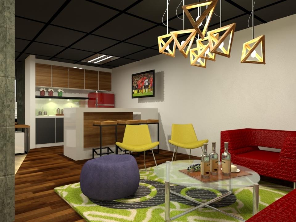 Report office interior design build faxcore asia sdn bhd