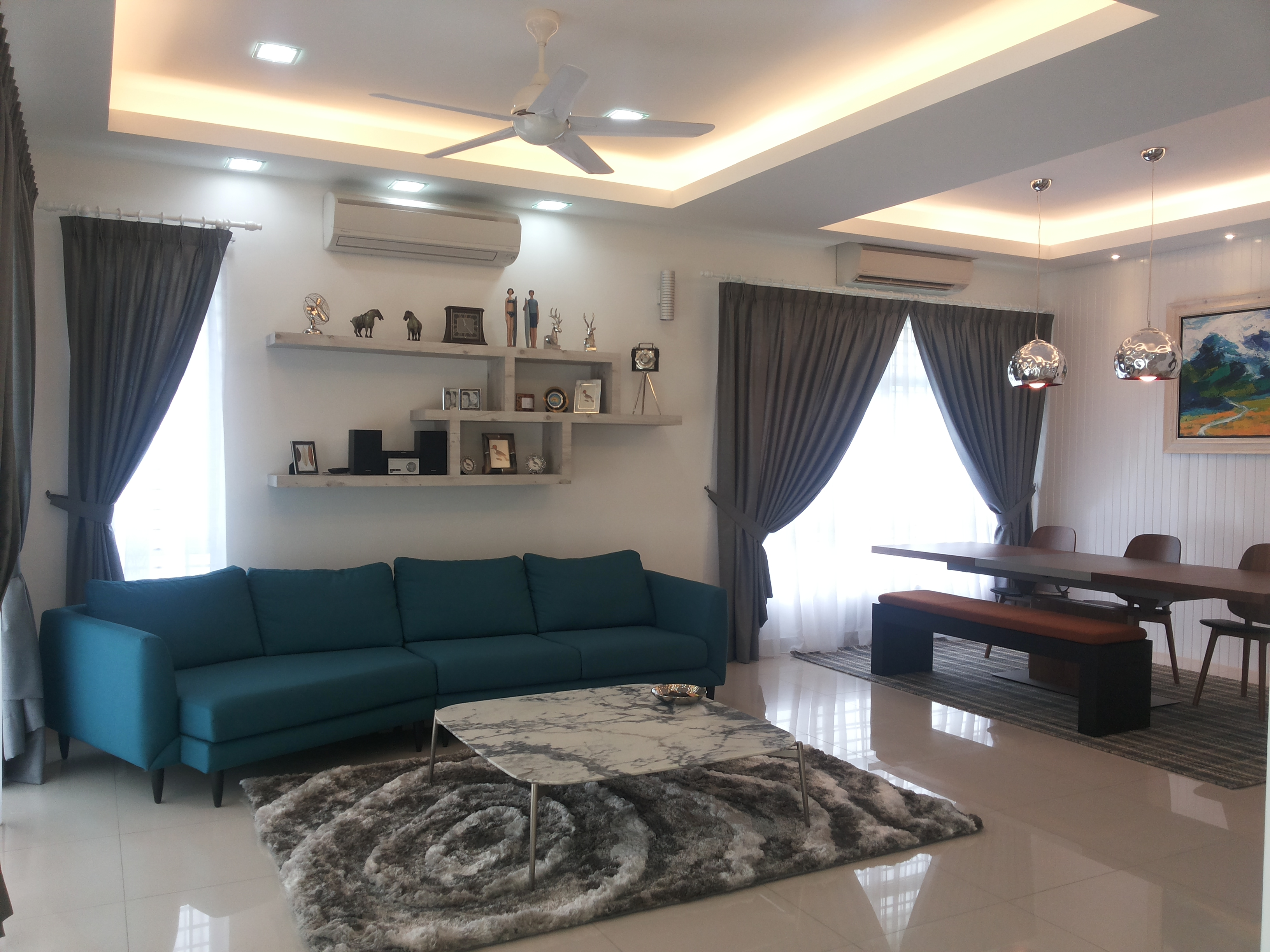 23 Artistic And Simple Living Hall Interior Gallery ...