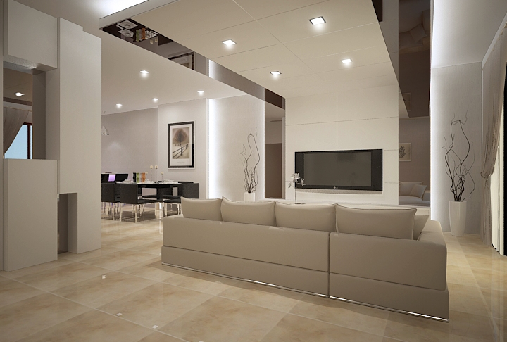 Double Storey Terrace House Renof Gallery