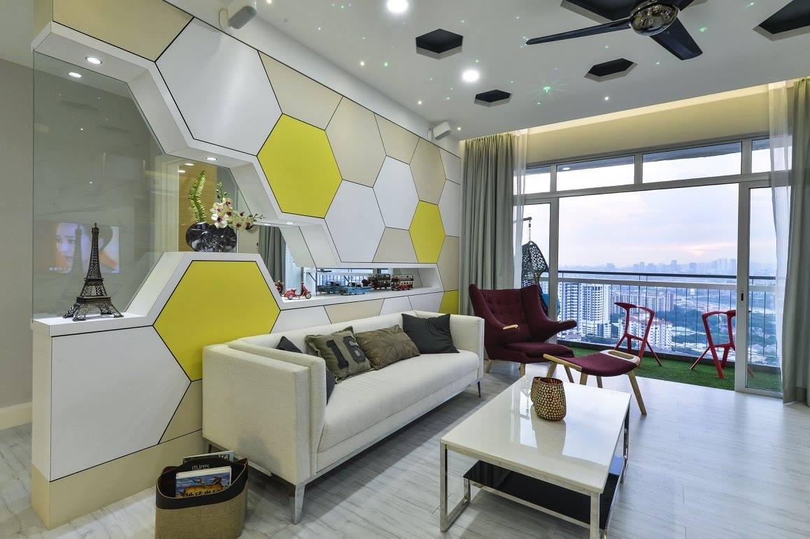 futuristic loft design  condo interior design  renof