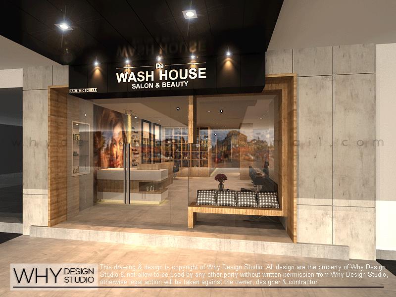 De Wash House Hair Amp Beauty Salon Renof Gallery