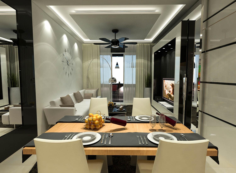 Condo Serviced Apartment Interior Renof Gallery