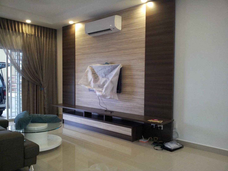 Living Hall Design Malaysia
